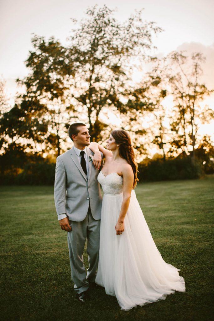 Barn at Kennedy Farms Wedding