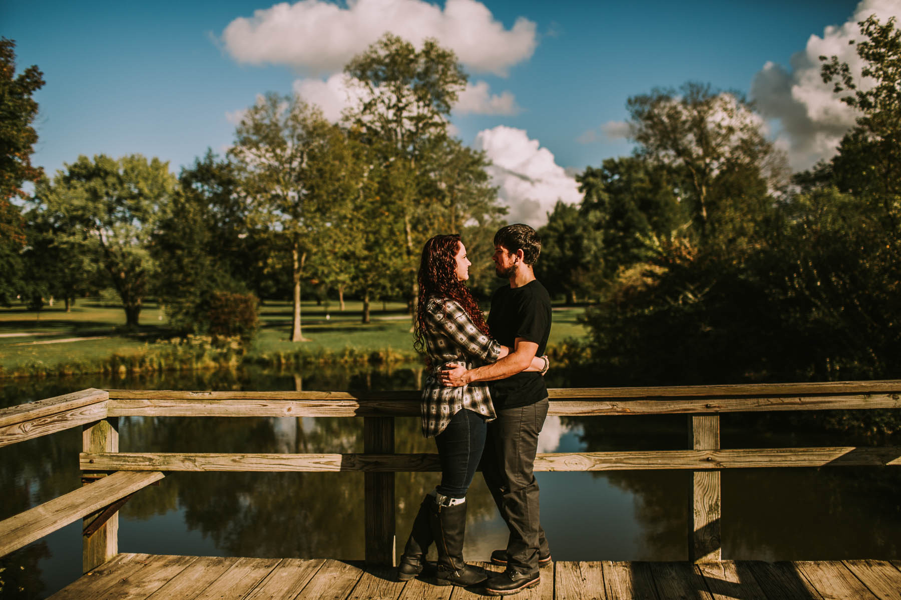 Indianapolis Engagment Session