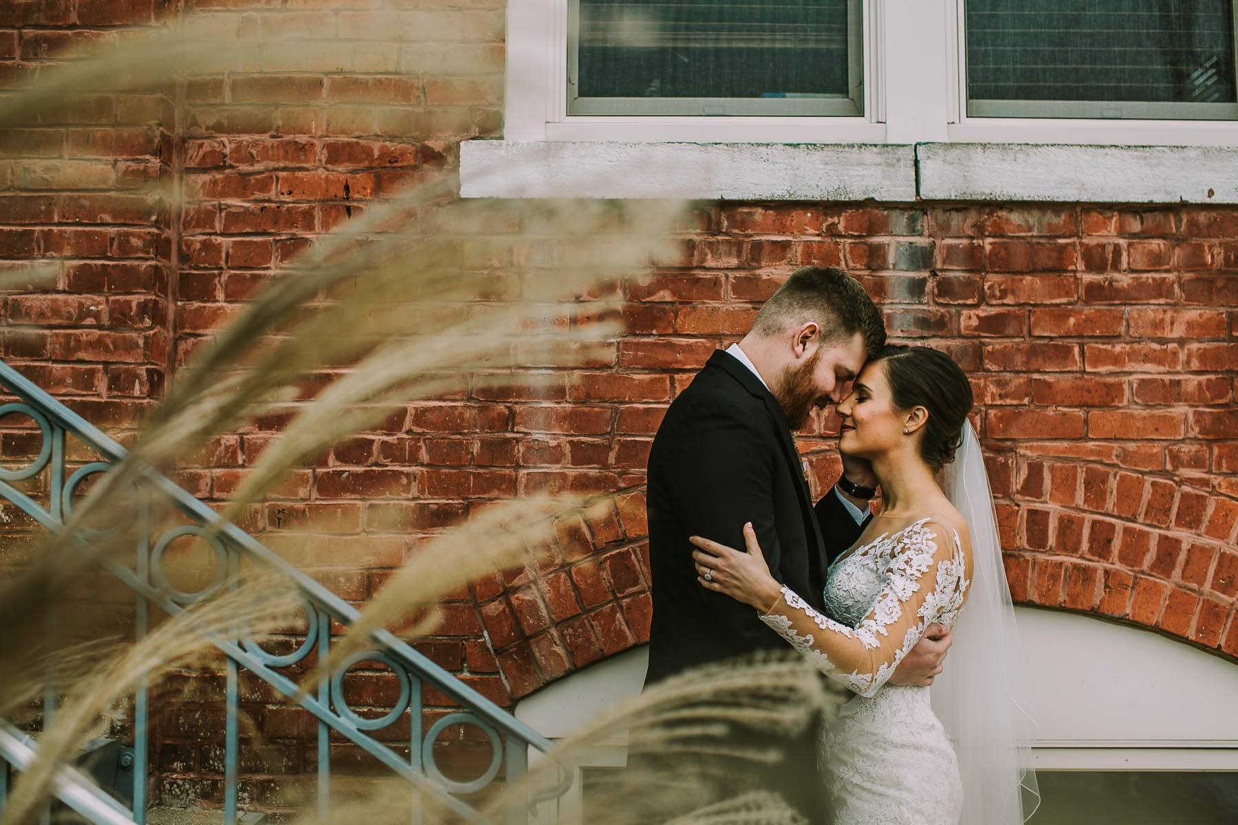 Creative Indianapolis Wedding Photographer