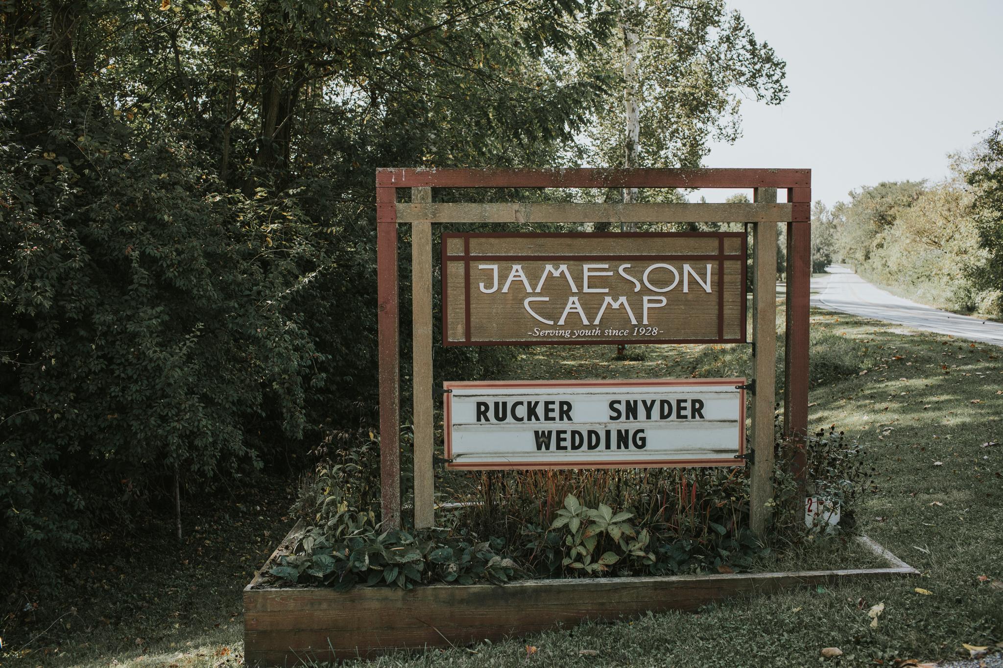 Jameson Camp Wedding
