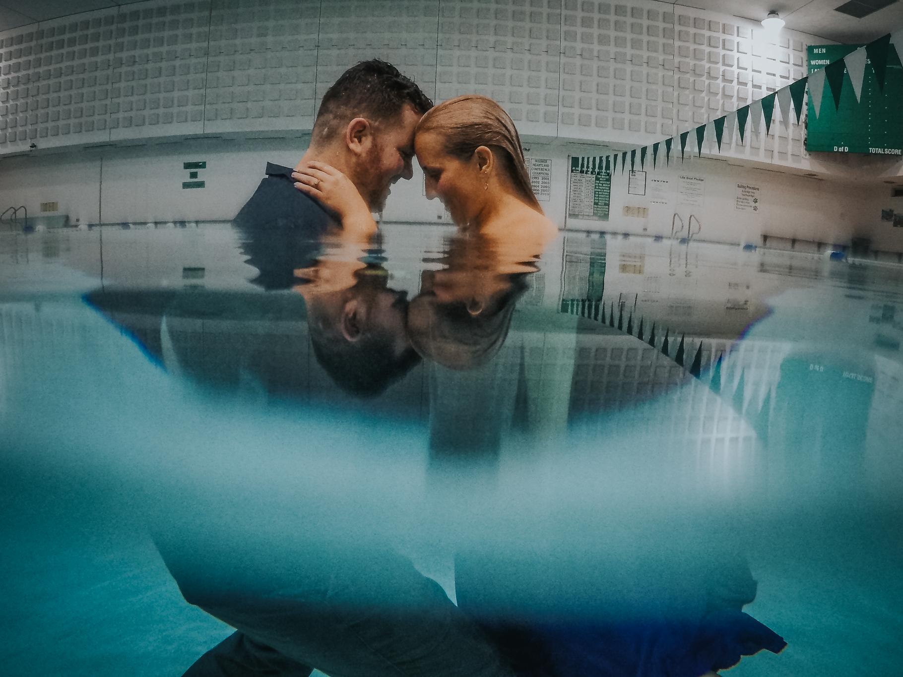 Pool Engagement