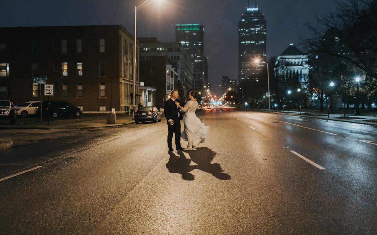 The Sanctuary on Penn Wedding // Lauren + Jacob