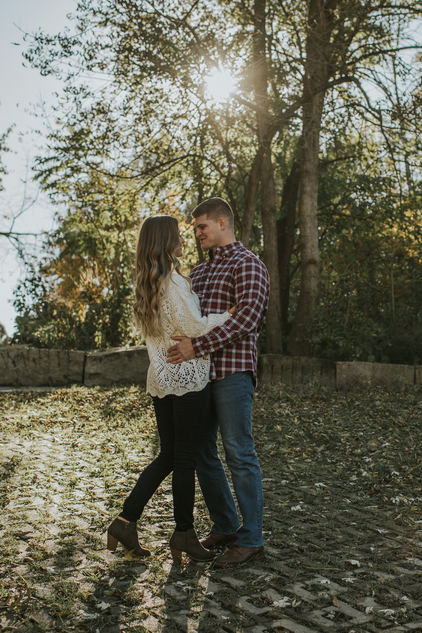 Broad Ripple + Indianapolis Engagement