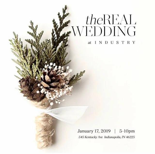 INDUSTRY Winter Wedding