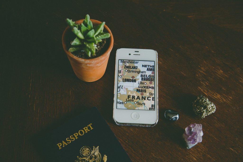 London England + Paris France